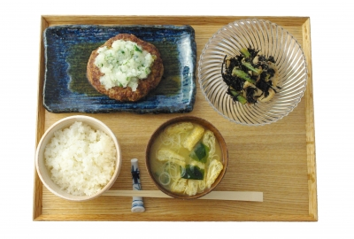 Teishoku-set  (For 2 persons)