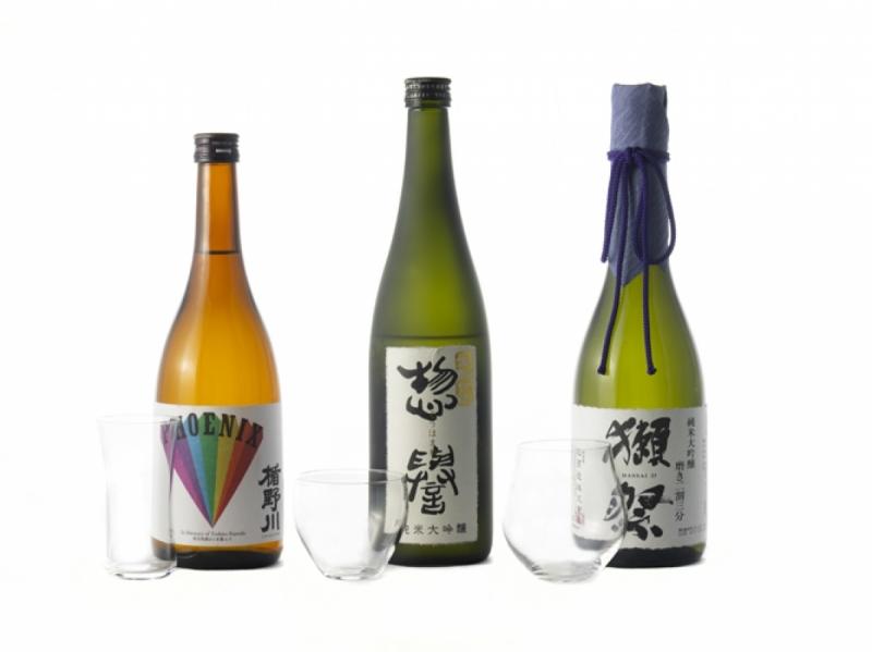 Sake selection 2