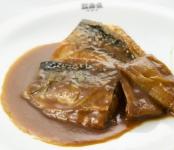 Saba miso-ni (Frozen food)