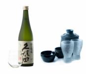 日本酒と酒器のセット『吟』