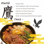 Set menu TAKA