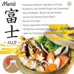 Set menu FUJI