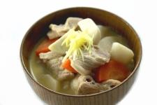 Ton-jiru (Frozen food)